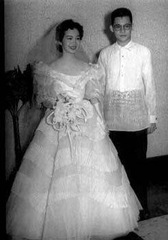 Cory Aquino,  The Wife and the Mom