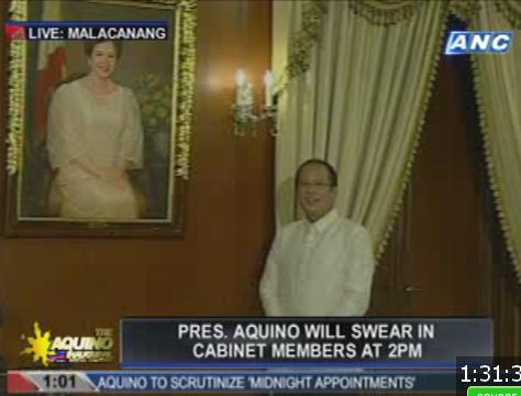 noynoy inauguration