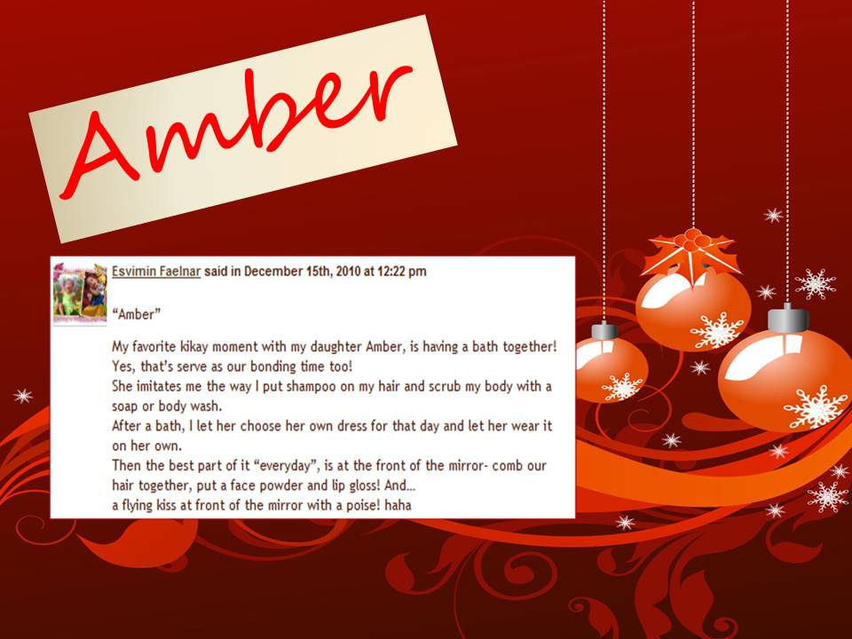 Blog Giveaway Christmas Giveaway