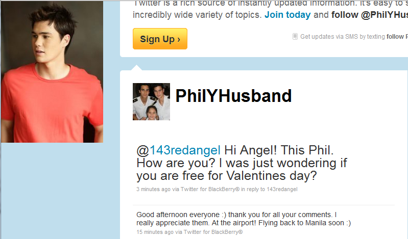 angel locsin dating phil younghusband