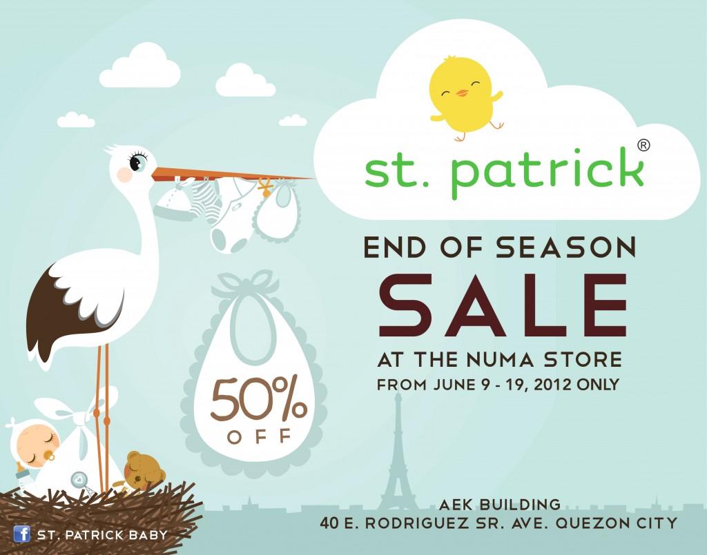 St Patrick Numa