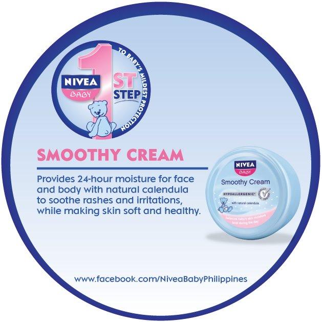 Baby Cream Nivea