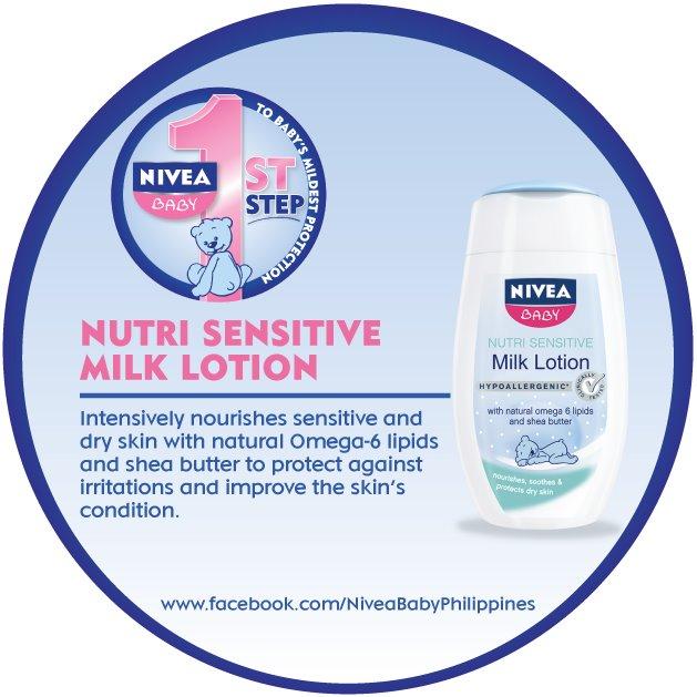 sensitive skin baby lotion