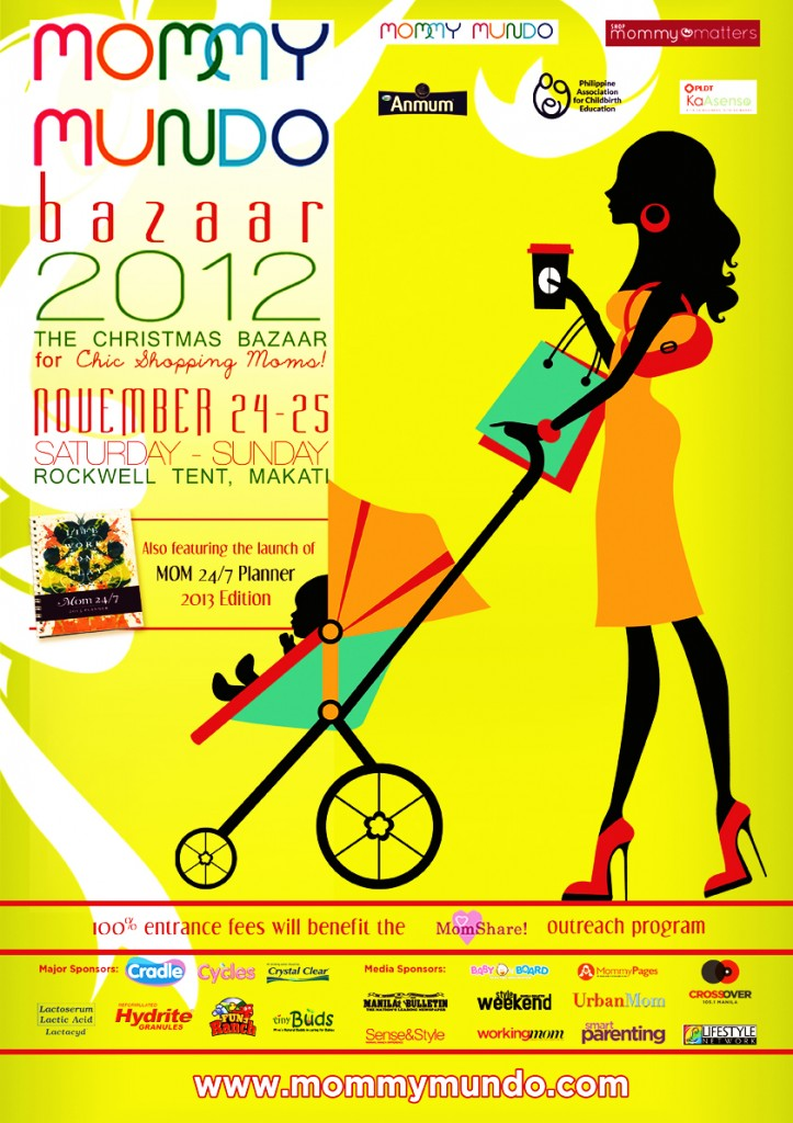 mommy mundo bazaar 2012 november