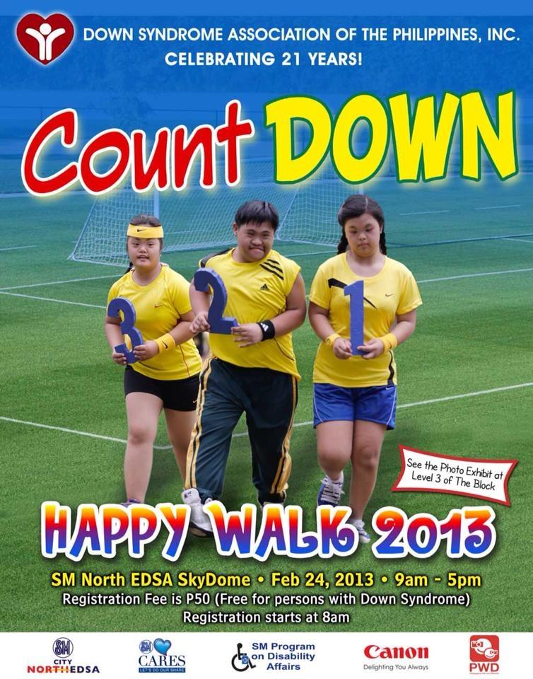 happy walk 2013