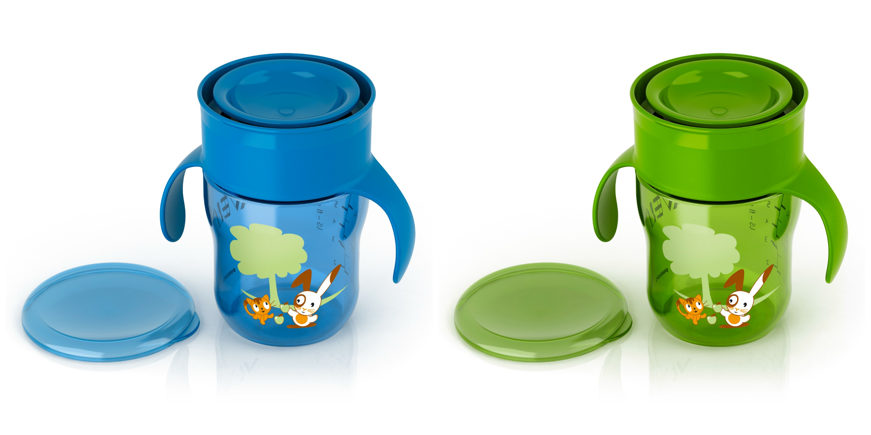Giveaway! Win an Avent BPA-Free Natural Drinking Cup for Toddlers
