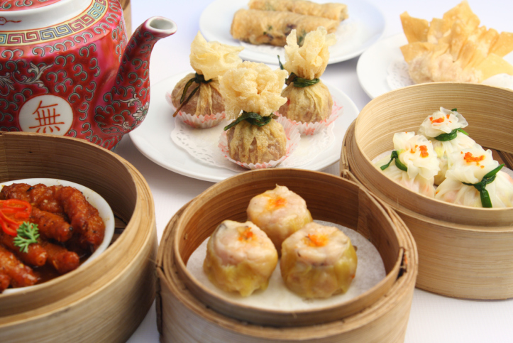 Unlimited Dimsum at New World makati Hotel