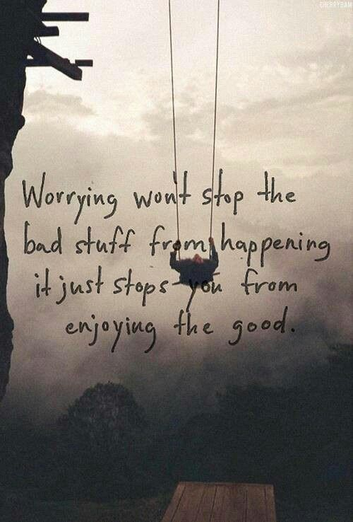 worry quotes worry and god