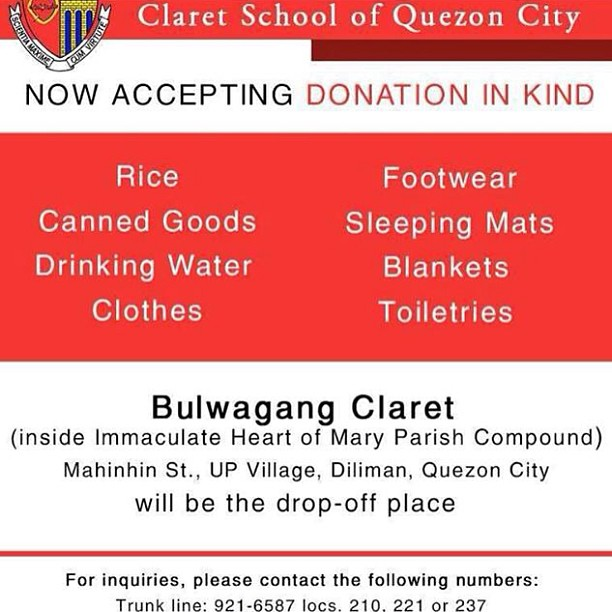 maring relief drive claret