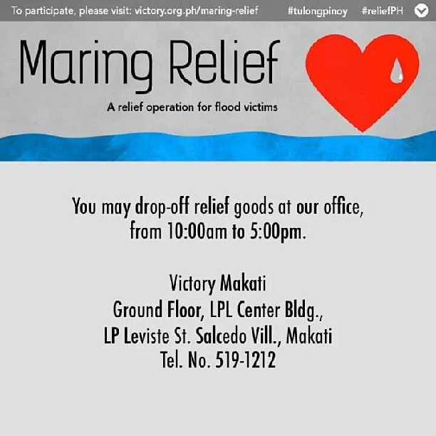 maring #reliefph