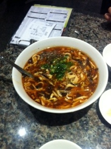 din tai fung hot and sour soup singapore