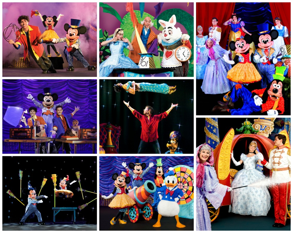 Disney Live Presents: Mickey's Magic Show