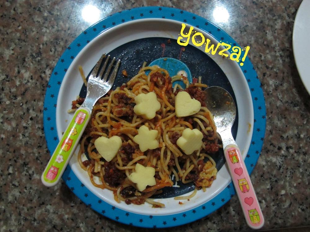 Special Spaghetti Del Monte Merienda Moments