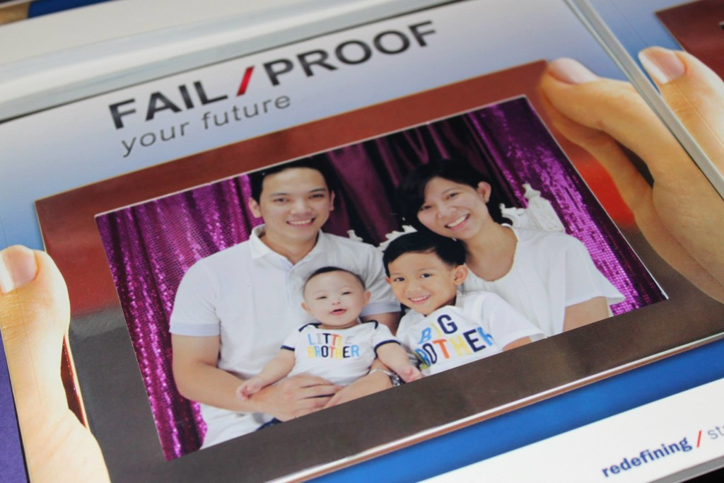 axa failproof your future