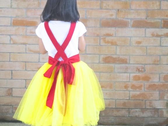 Celestina Snow White Costume