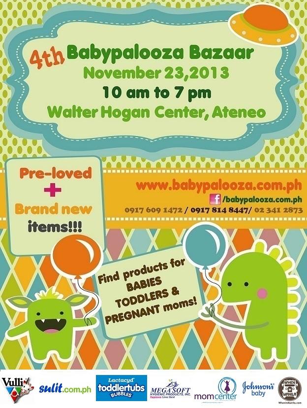 Babypalooza 2013 Nov 23