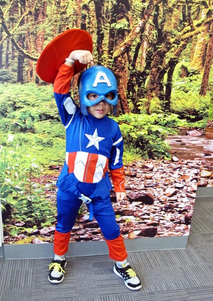 david captain america