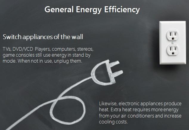 meralco energy efficiency tips power