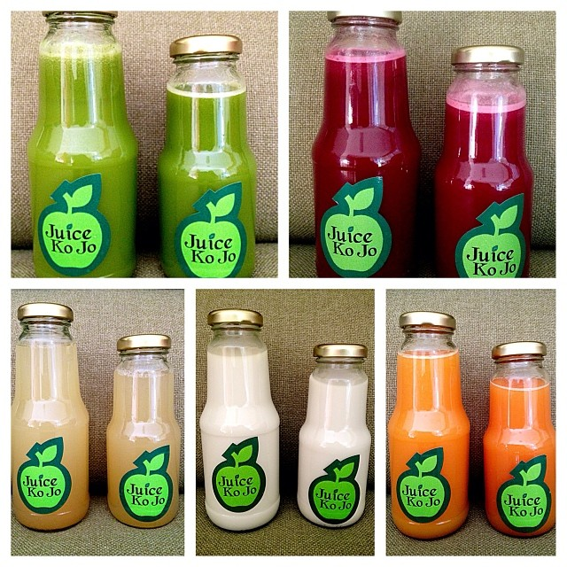 juice ko jo flavors