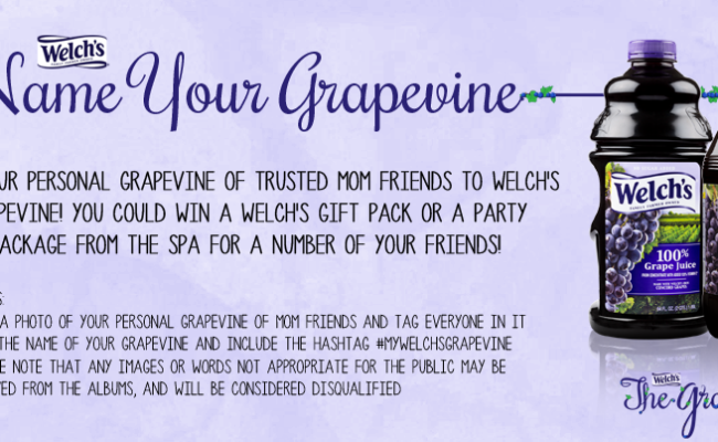 Thank You to My Grapevines :)