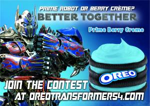 Win A Trip for 4 to Universal Studios Hollywood with Oreo!!