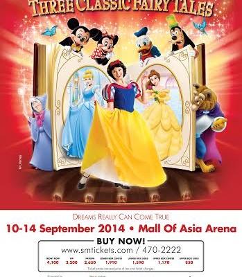 Disney Live Classic Fairytales
