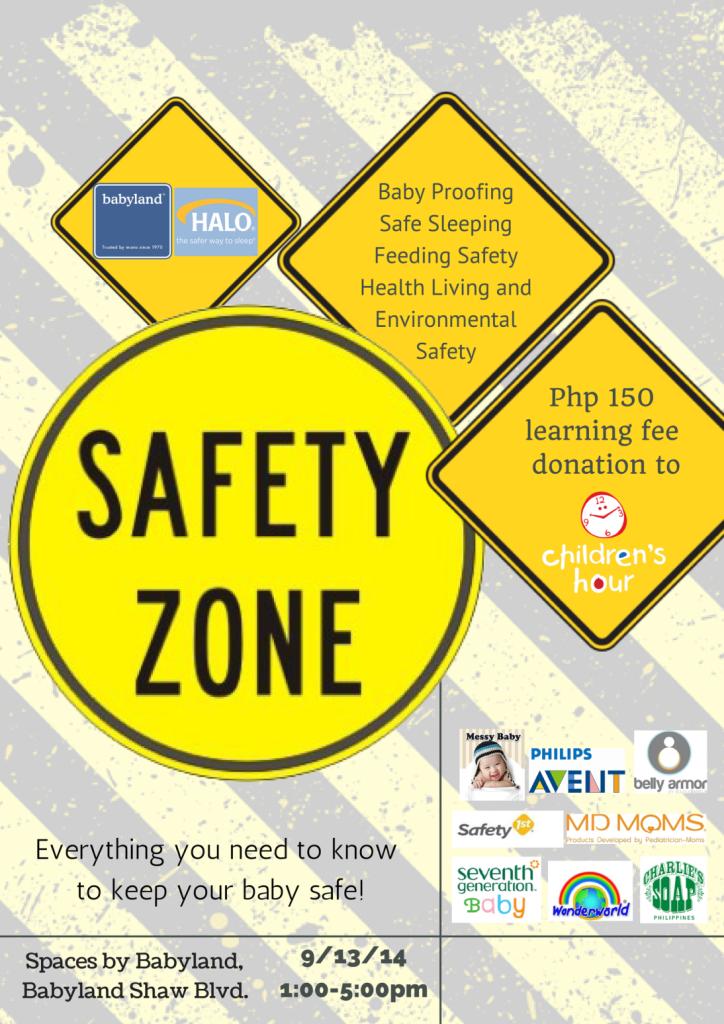 safety zone halo philippines sleep sack