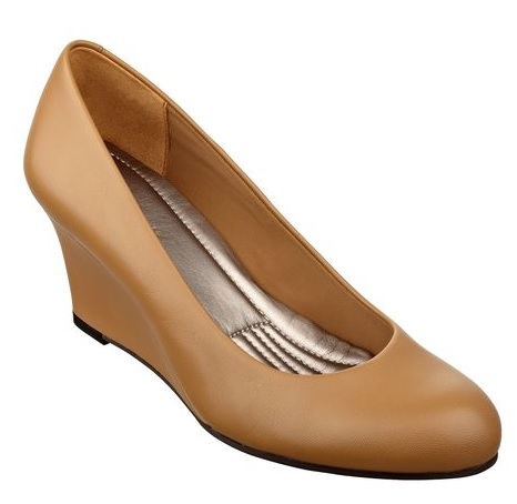 hartley wedge tan easy spirit