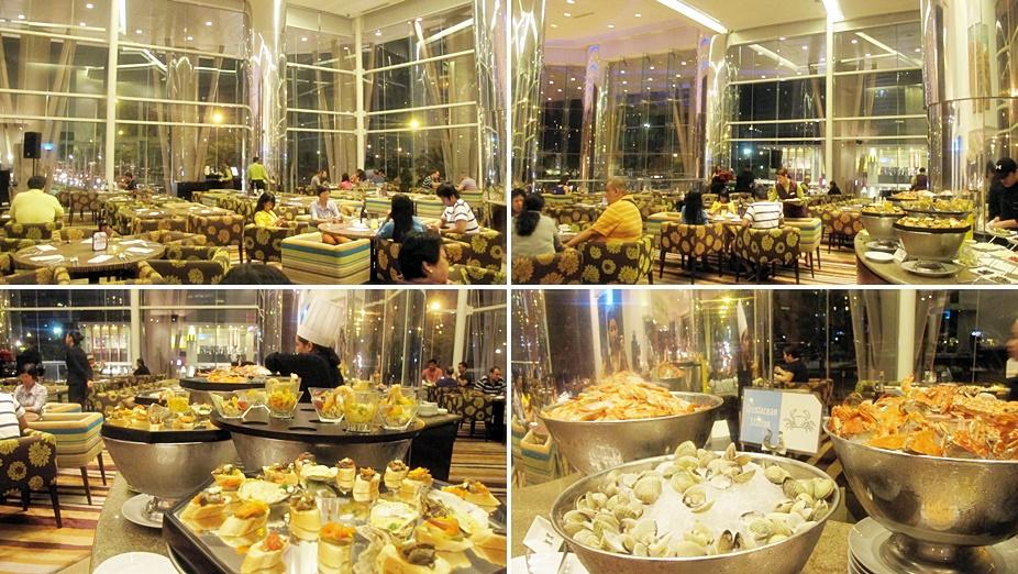acaci acacia hotel buffet