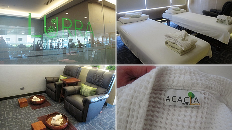 acaci lurra wellness spa