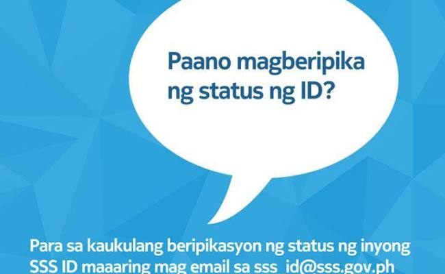 How to Follow Up Your SSS ID Application