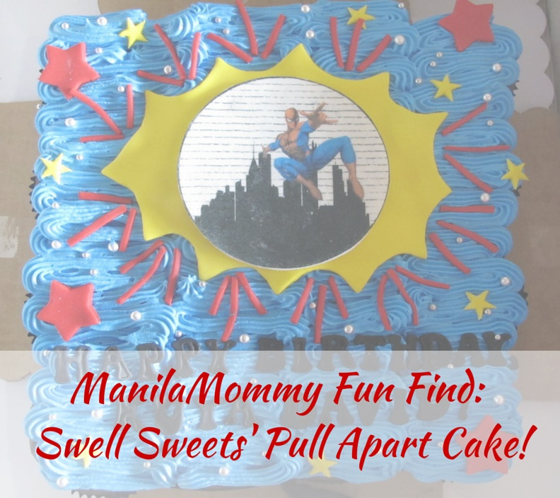 Swell Sweets Pull Apart Cake Review Manilamommy
