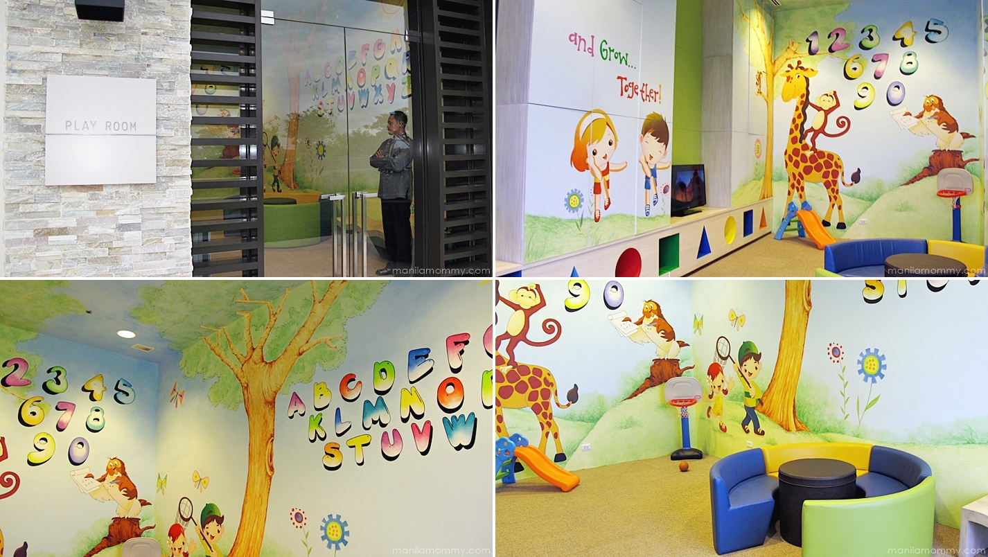 Seda Nuvali Review Play Room