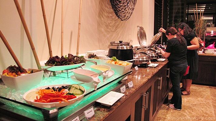 Seda Nuvali Laguna Misto Restaurant