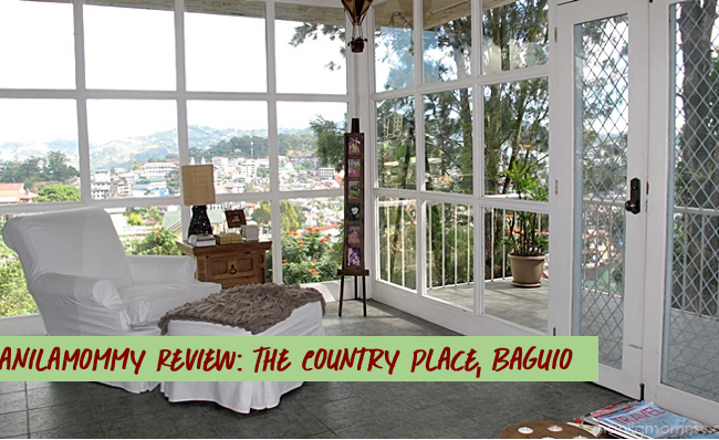 ManilaMommy Review: The Country Place, Baguio