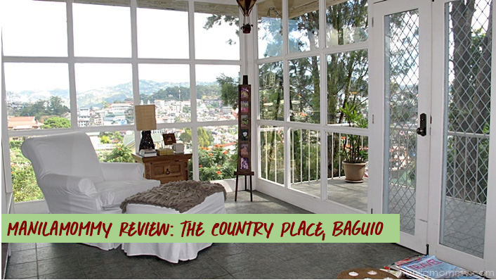 The Country Place Baguio Review