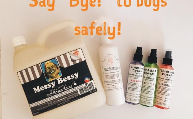 Safe Ways to Bid Bugs Goodbye!