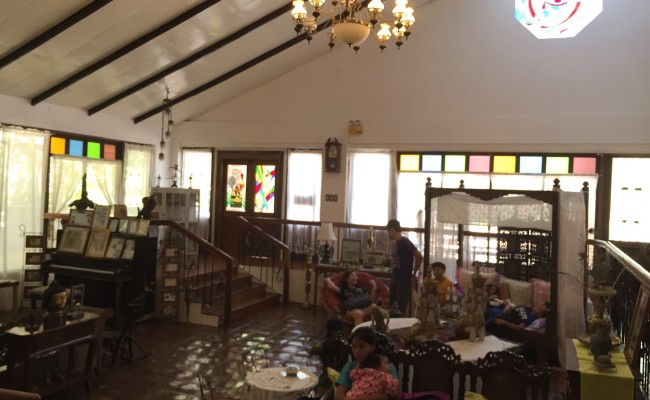 A Charming Discovery: Balay Indang, Cavite