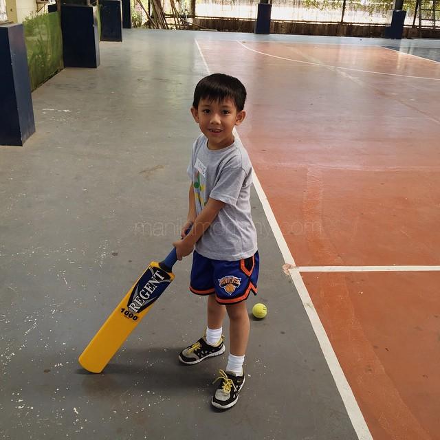 Kuya and Cricket