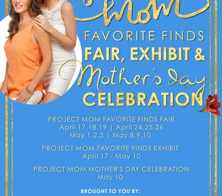 Shopping Alert: Project Mom Favorite Finds Fair