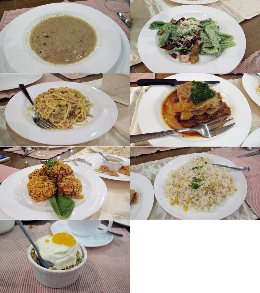 WIlsons Place Tagaytay Food