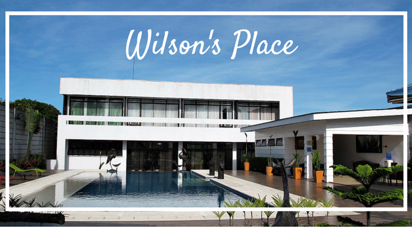 Wilson's Place Tagaytay