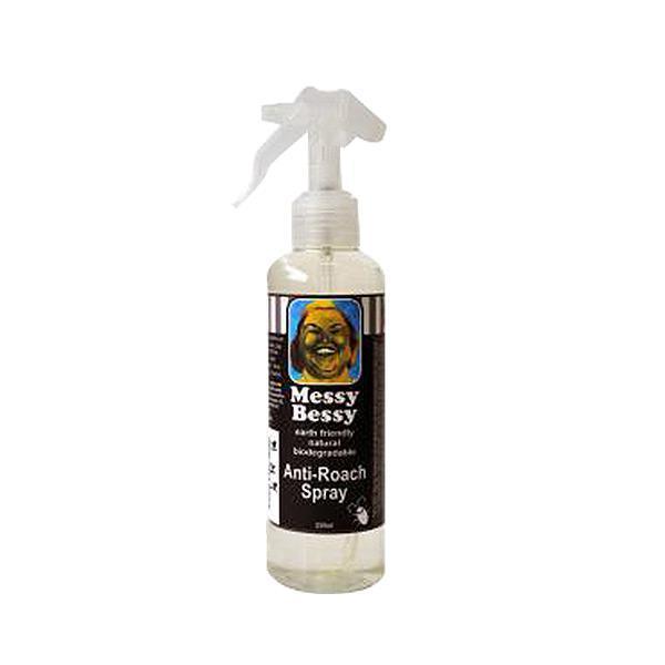 messy bessy anti-roach spray 250ml