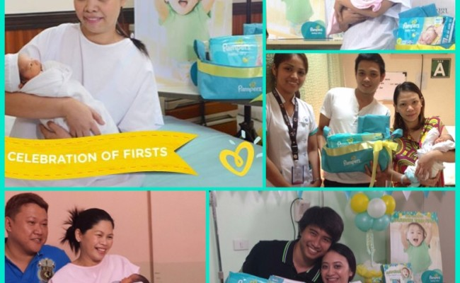 A Celebration of Firsts
