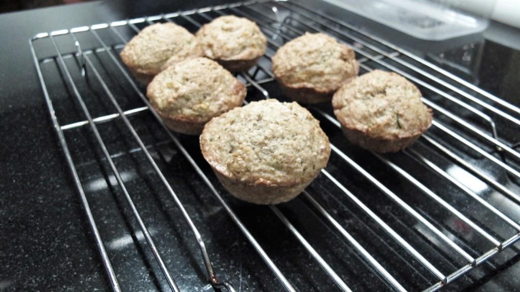 Global Academy Muffins