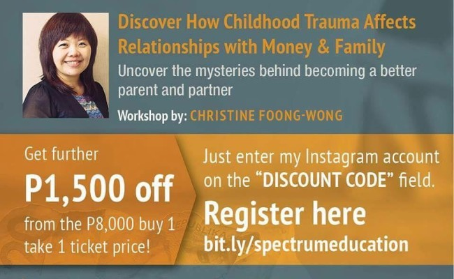 Christine Foong Wong , Parenting and the Trauma of Love