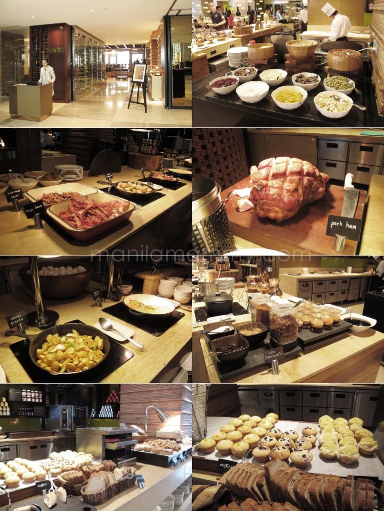 new world makati cafe 1228 breakfast buffet