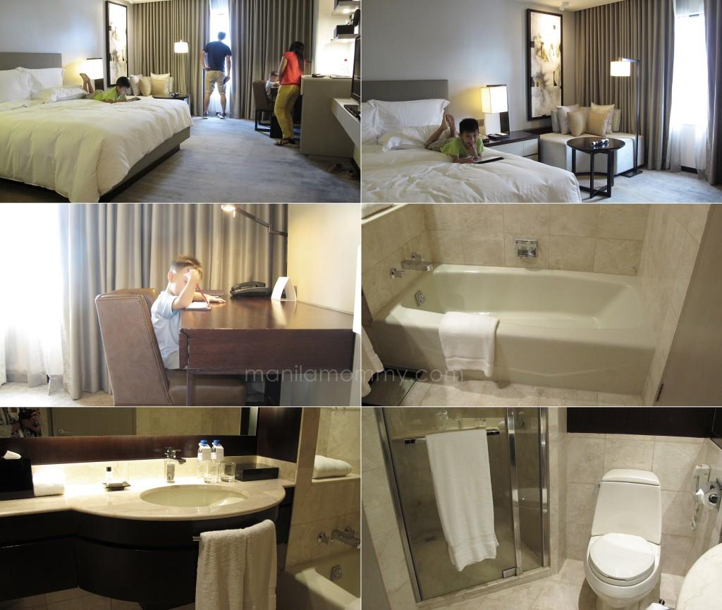 superior room new world hotel