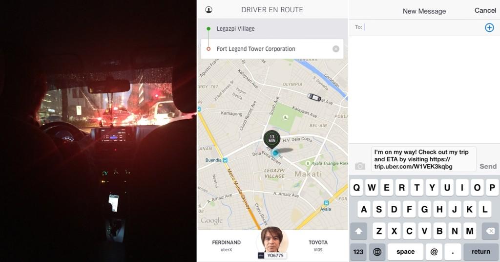 uber #smartlife app