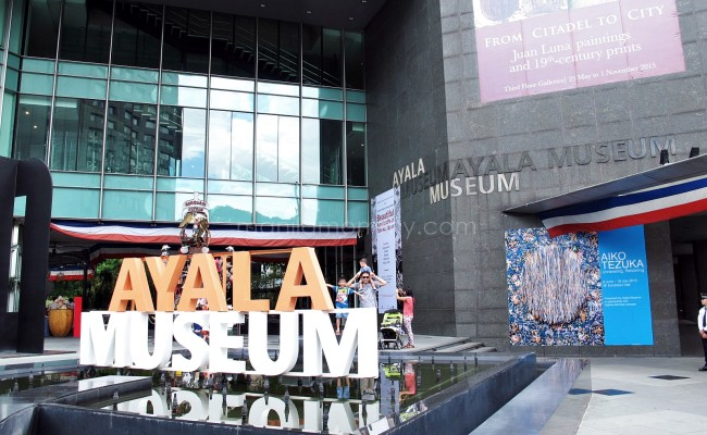 Dioramas Alive!! Augmented Reality at the Ayala Museum